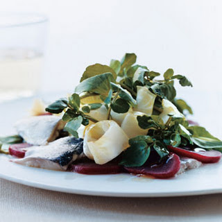 Pickled Beet and Herring Salad