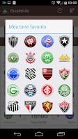 Screenshot of Football BRA A