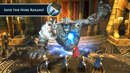 Game Thor: TDW - The Official Game APK for Windows Phone