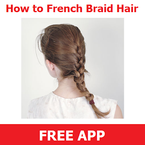 How to French Braid Free App