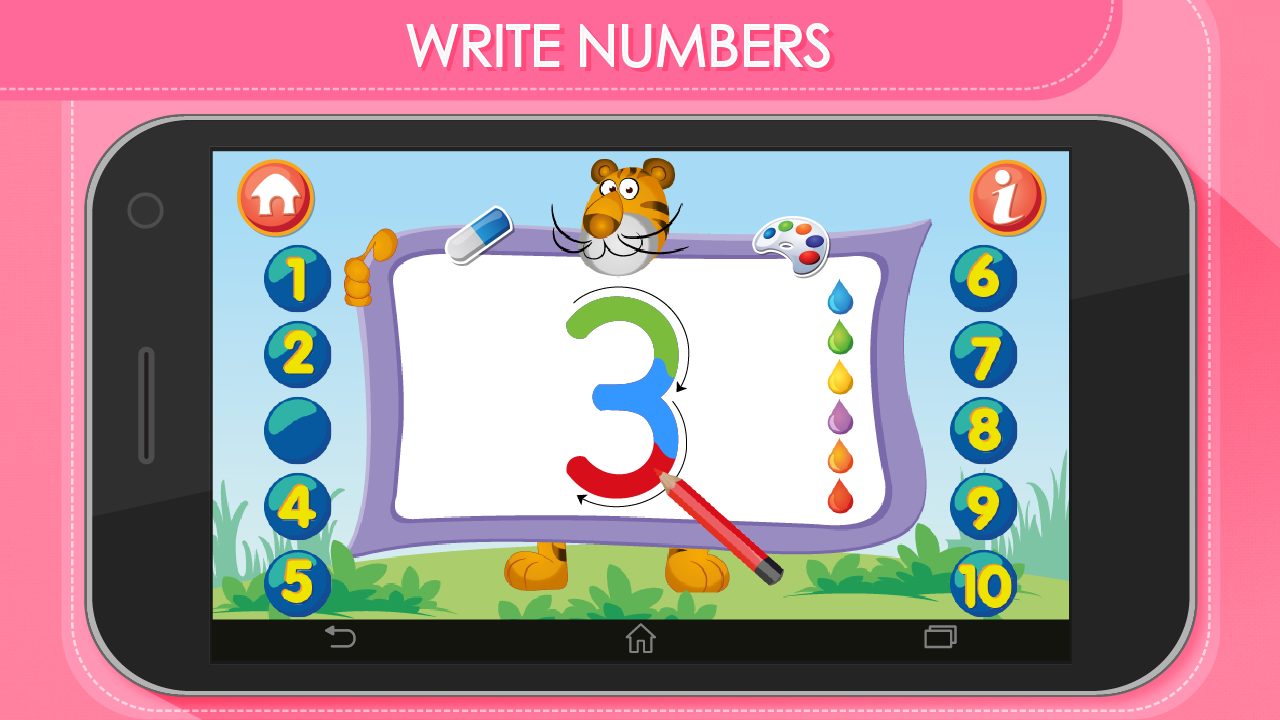 Kids Math Count Numbers Game Screenshot 10