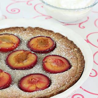 Fresh Plum Tart Recipes