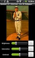 Screenshot of Baseball 1911 AL HD+ Wallpaper