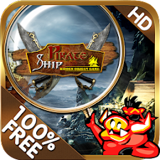 Pirate Ship Free Hidden Object
