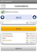 Screenshot of AJF Finance - Free