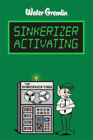 Water Gremlin Sinkerizer