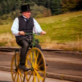 Boneshaker by Robert Wake - Transportation Bicycles (  )