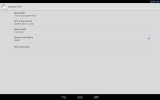 Screenshot of AppWererabbit Backup