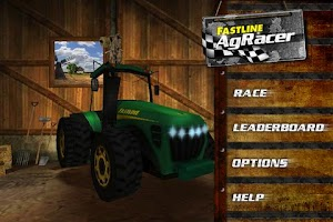 Screenshot of AgRacer