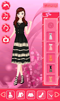 Screenshot of Dress Up! Summer!
