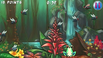 Screenshot of Fatty Frog