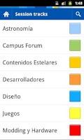 Screenshot of Campus Party 2011 España