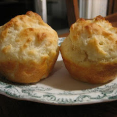 Baking Powder Biscuits (Drop type)