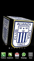 Screenshot of 3D Alianza Lima Fondo Animado