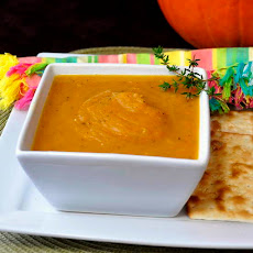 The Best Roasted Pumpkin Soup