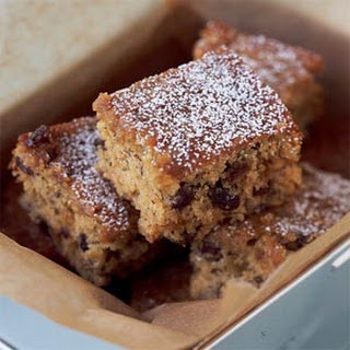 Low Fat Granola Bars With Bananas, Cranberries & Pecans Recipes ...
