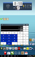 Screenshot of Calculator Mem Lite