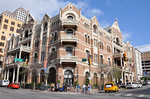 Field Trip The Driskill Hotel In Austin Tx Our First Haunted Report