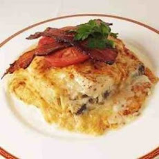 Kentucky Hot Brown Sandwich