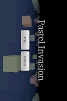 Screenshot of Pastel Invasion (beta)