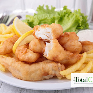 Total Choice Baked Fish and Chips