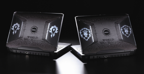 Dell reveal World of Warcraft laptop