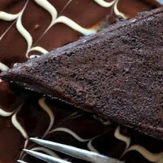 Flourless Chocolate Cake II