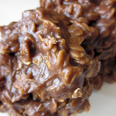 Easy No Bake Cookies (aka Gorilla Poops)