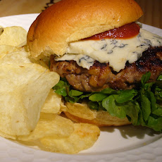 Umami Meatloaf Burger