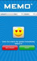 Screenshot of Memo Plus