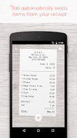 Screenshot of Tab - The simple bill splitter