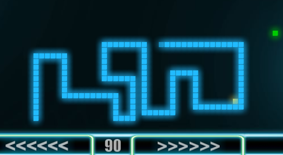 Tron Snake +- screenshot