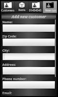 Screenshot of NavDroid