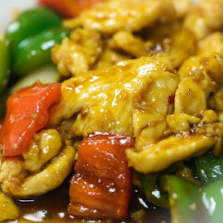 Chinese Walnut Chicken