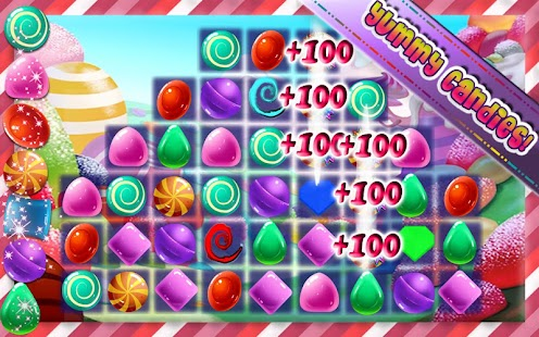 Candies Legend - screenshot