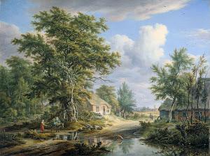 RIJKS: Egbert van Drielst: painting 1812