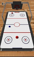 Screenshot of Air Hockey HD
