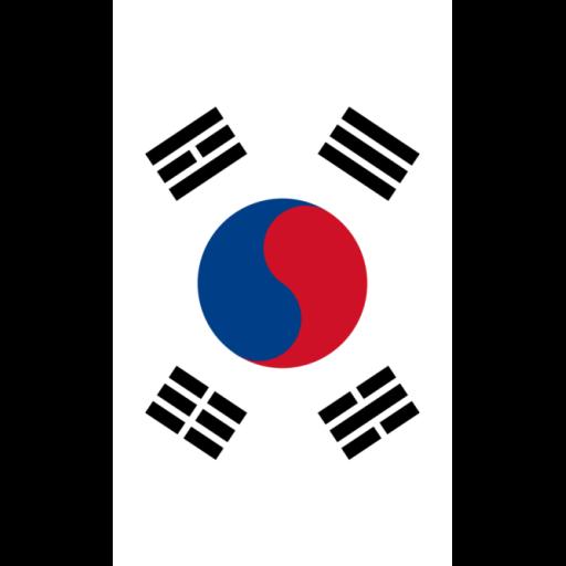 韓国の国旗のステッカー 個人化 App LOGO-硬是要APP