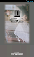 Screenshot of DAPPER BARBER CLUB