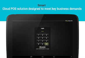 Screenshot of Posandro - Point of Sale POS