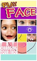 Screenshot of PlayFace