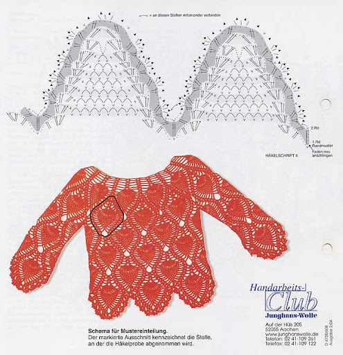 Yazlık file bluz Örneği, Örgü, Modelleri, El işi