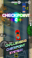 Screenshot of Dusk Racer: Super Car Racing