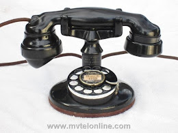 Cradle Phones - Western Electric A1  5 1