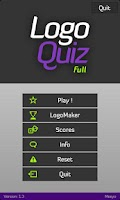 Screenshot of Logo Quiz full