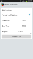 Screenshot of TimeTracker.Pro