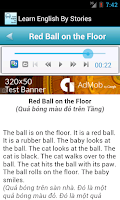 Screenshot of Learn English By Stories