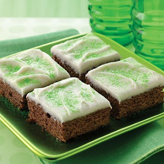 Easy Irish Brownies