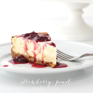 Berry Reduction Sauce Recipes