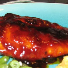Kittencal's Asian-Glazed Baked Chicken